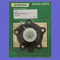 K2003 (M1174B) DIAPHRAGM KIT