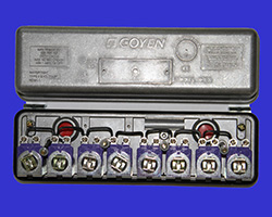 GOYEN MODEL RCA SOLENOID BOX